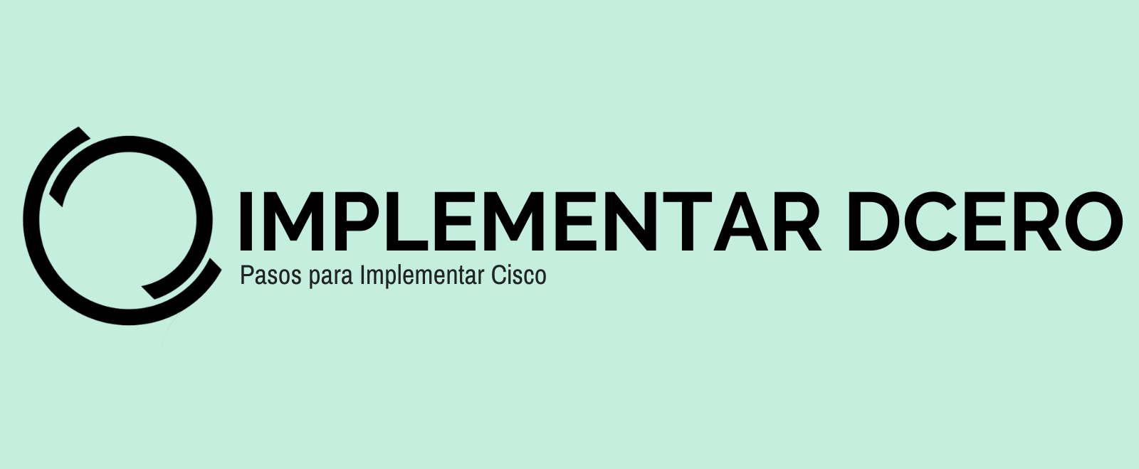 Implementar Cisco