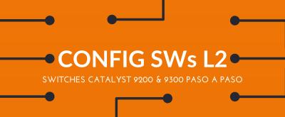 Switches Cisco 9300