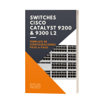 Switches Cisco Catalyst 9200 & 9300 L2